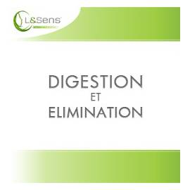 Digestion et élimination