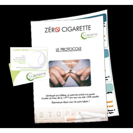Programme Zéro Cigarette - sevrage tabagique