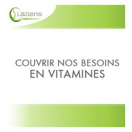Couvrir nos besoins en vitamines