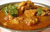 Sauté de mouton au curry